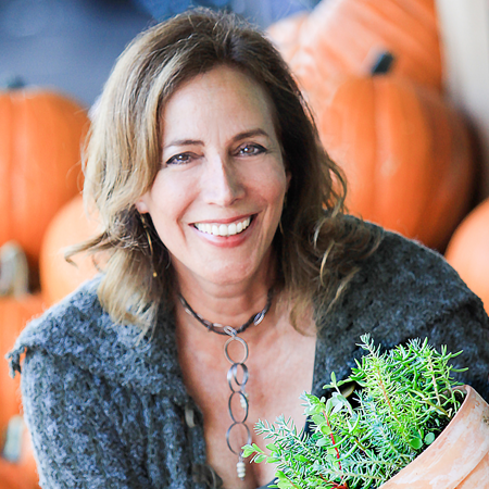 Photo: Beth Greer, aka the Super Natural Mom®, award-winning journalist and author, Super Natural Home.