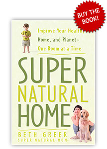 Super Natural Home: Improve Your Health, Home and Planet — One Room at a Time by Beth Greer