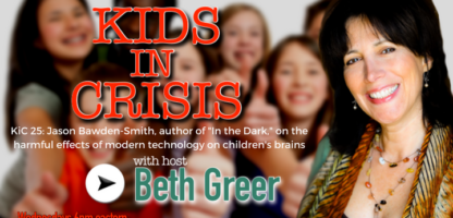 "KiC 25: Effects of EMFs on Children's Brains with Jason Bawden-Smith, Author of ""In the Dark"""