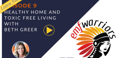 """Healthy Home, Reducing EMF Exposure and Toxin-Free Living"" [Podcast] 
