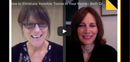 """How to Eliminate Invisible Toxins  in Your Home"" 