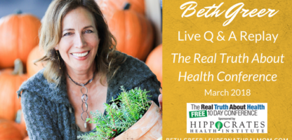 """""""How to Avoid Harmful Toxins, Help Your Body Heal and Have More Energy"""" 