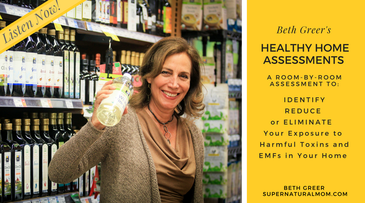 Beth Greer's Healthy Home Assessments: Room-by-Room Assessments:to Identify, Reduce or Eliminate Exposure to Harmful Toxins and EMFs in Your Home