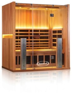 Clearlight/Jacuzzi Sauna