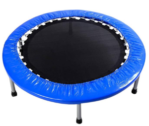 Giantex Mini-Rebounder Trampoline recommended by Beth Greer to help detox your body