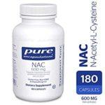 Pure NAC (N-Aceyl-L-Cysteine) 600 mg