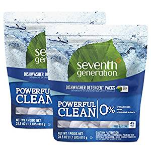 Seventh Generation Dishwashing Detergent