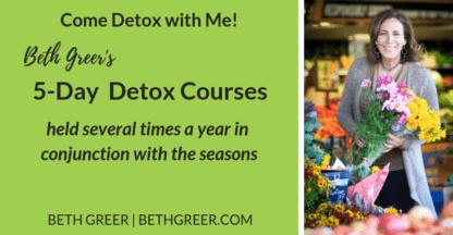 5-Day Detox Program with Beth Greer