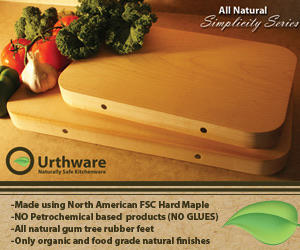 Urthenware Cutting Boards